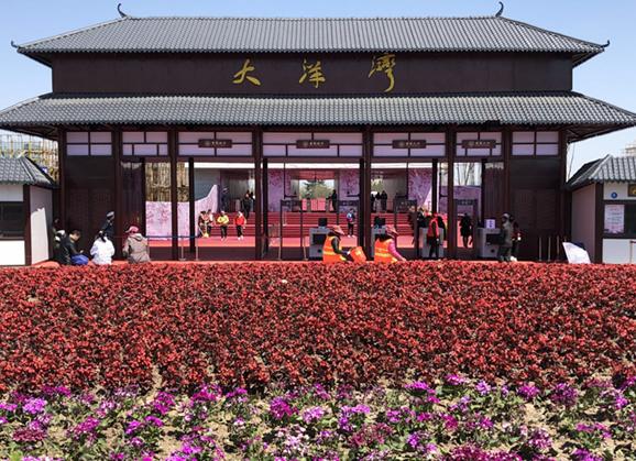江苏盐城景区