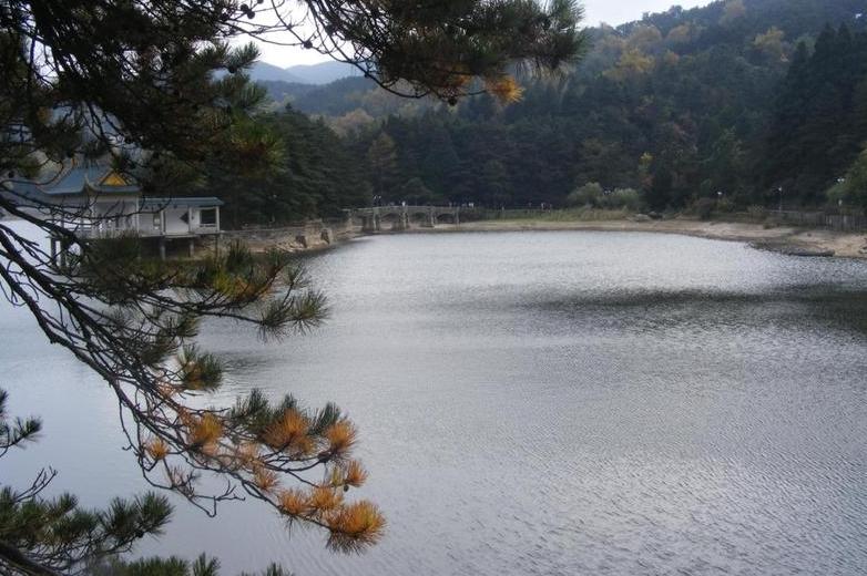 江西庐山景区